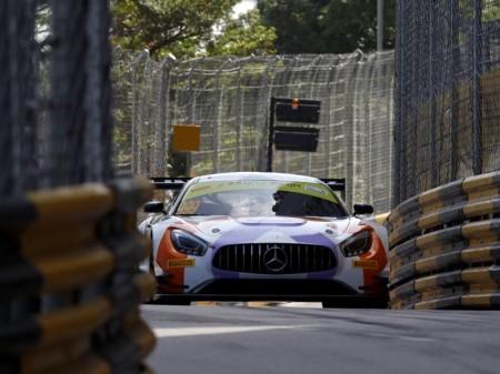 Maro Engel arranca al mando de la FIA GT World Cup