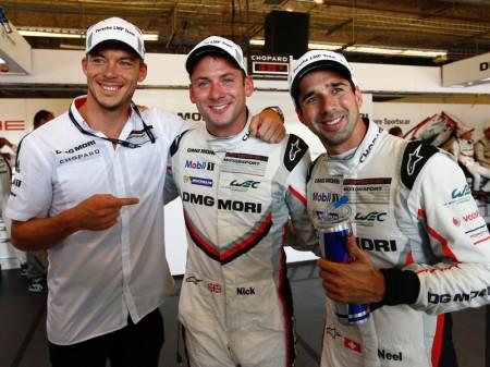 Los pilotos de Porsche LMP1, sin prioridad en la Fórmula E
