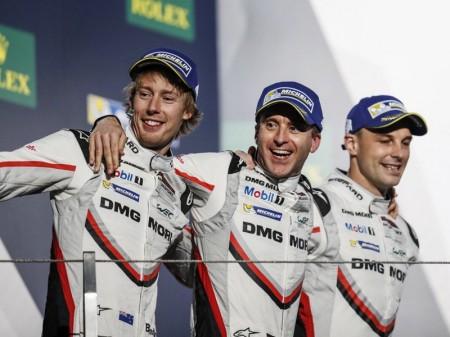 Los planes de los seis pilotos de Porsche en LMP1