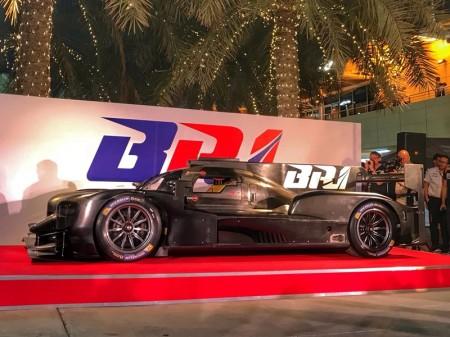 Se presenta el BR1 LM1... ¡de SMP Racing y DragonSpeed!
