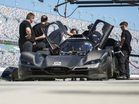 Rast se acerca al IMSA de la mano del Mazda Team Joest