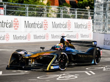 Techeetah Fórmula E, equipo de fábrica en la 'Season Five'