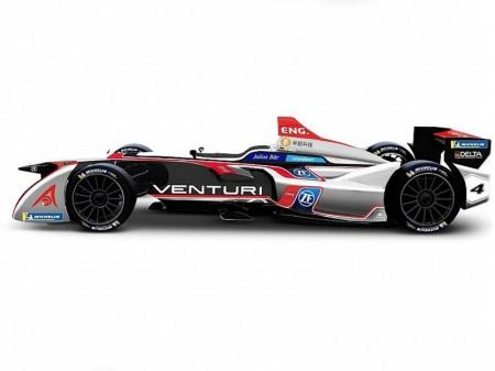 Venturi confirma una alianza técnica con HWA-Mercedes