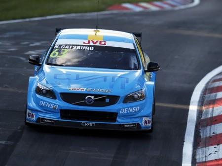 Polestar presume del récord del Volvo S60 en Nürburgring