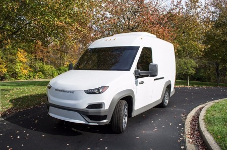 Workhorse N-Gen: una nueva furgoneta eléctrica para el reparto urbano