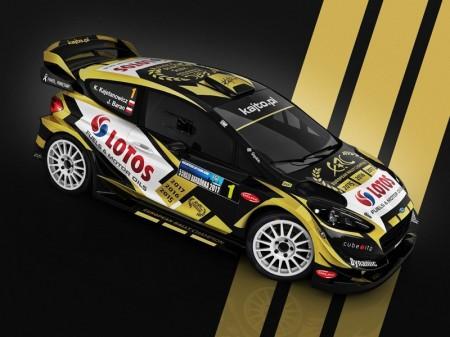 Kajetanowicz, del triplete en el ERC al Fiesta RS WRC 2017