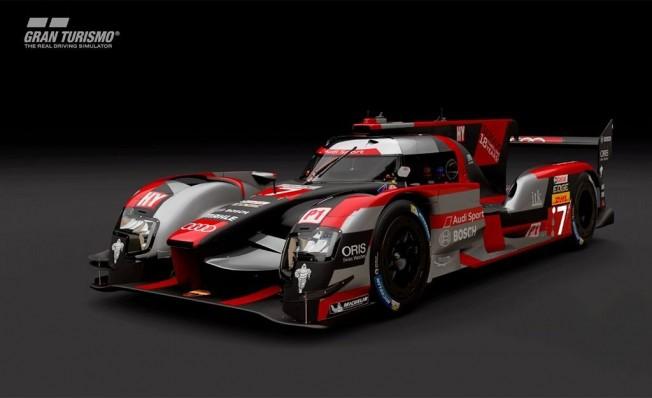 Audi R18 Gran Turismo Sport