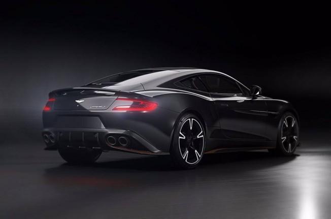 Aston Martin Vanquish S Ultimate - posterior