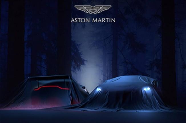 Aston Martin Vantage 2018 - adelanto