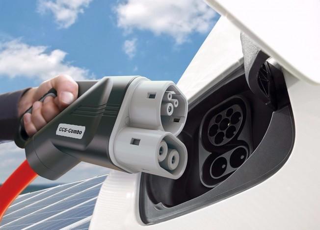 Recarga de coches eléctricos en Europa