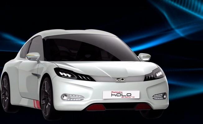 Mahindra Halo Concept