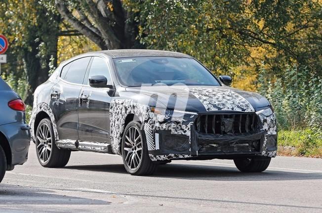 Maserati Levante GTS 2018 - foto espía