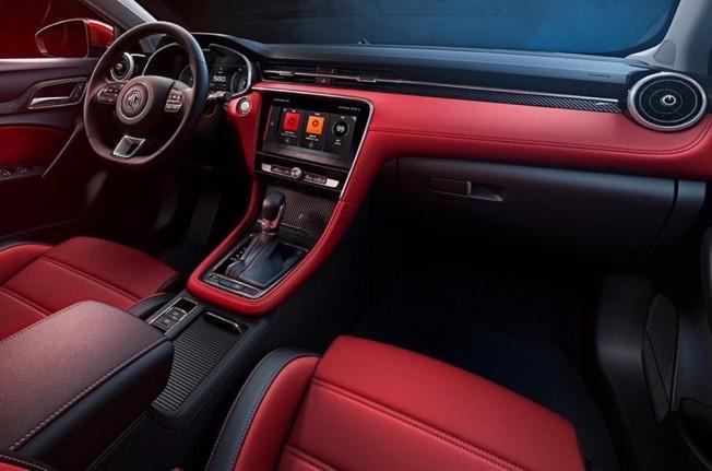 MG6 2018 - interior