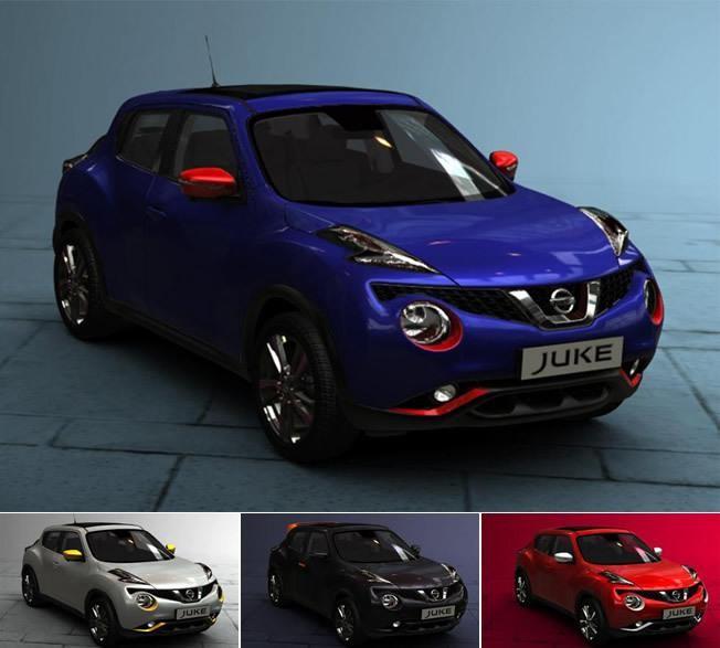 Personalización Nissan Juke