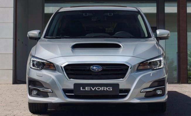 Subaru Levorg 2018 - frontal