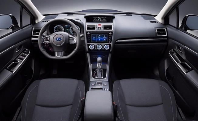 Subaru Levorg 2018 - interior