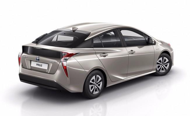 Toyota Prius 2018 - posterior