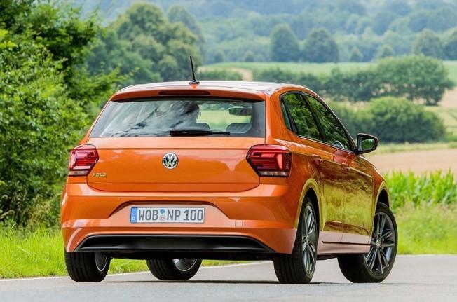 Volkswagen Polo 2017 - posterior