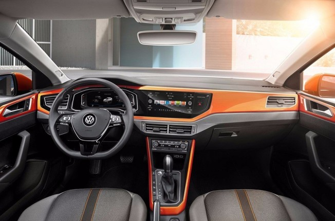 Volkswagen Polo 2017 - interior