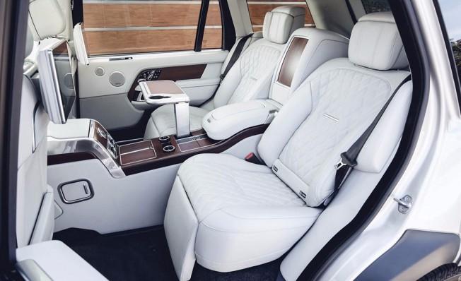 Range Rover SVAutobiography LWB 2018 - interior