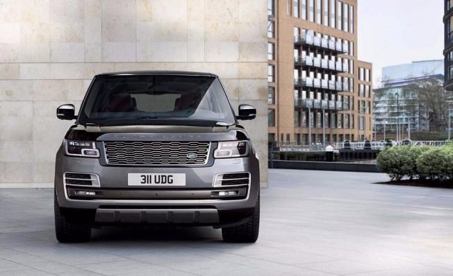 Range Rover SVAutobiography LWB 2018 - frontal
