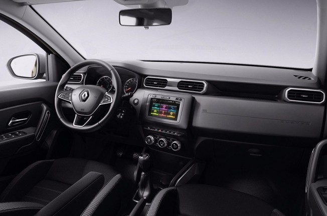 Renault Duster 2018 - interior