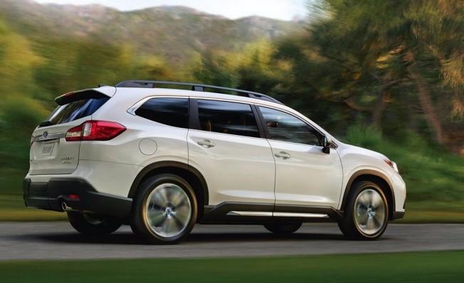 Subaru Ascent 2018 - posterior