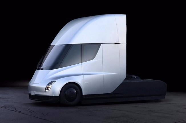 Tesla Semi 2019