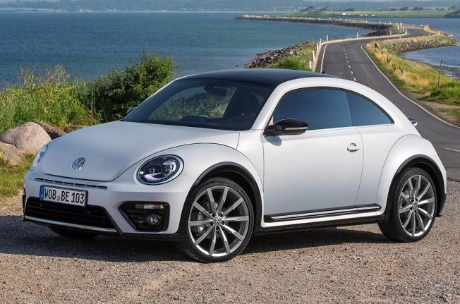 Volkswagen Beetle Coupé