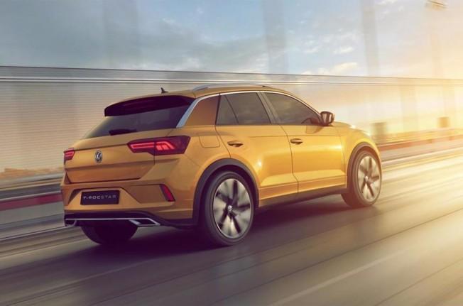 Volkswagen T-Rocstar Concept - posterior