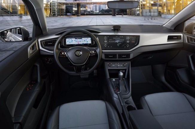 Volkswagen Virtus 2018 - interior