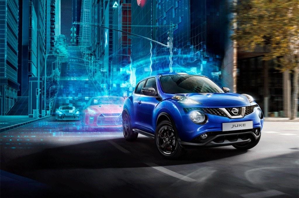 Nissan Juke GT Sport PlayStation: una edición limitada para los más 'jugones'