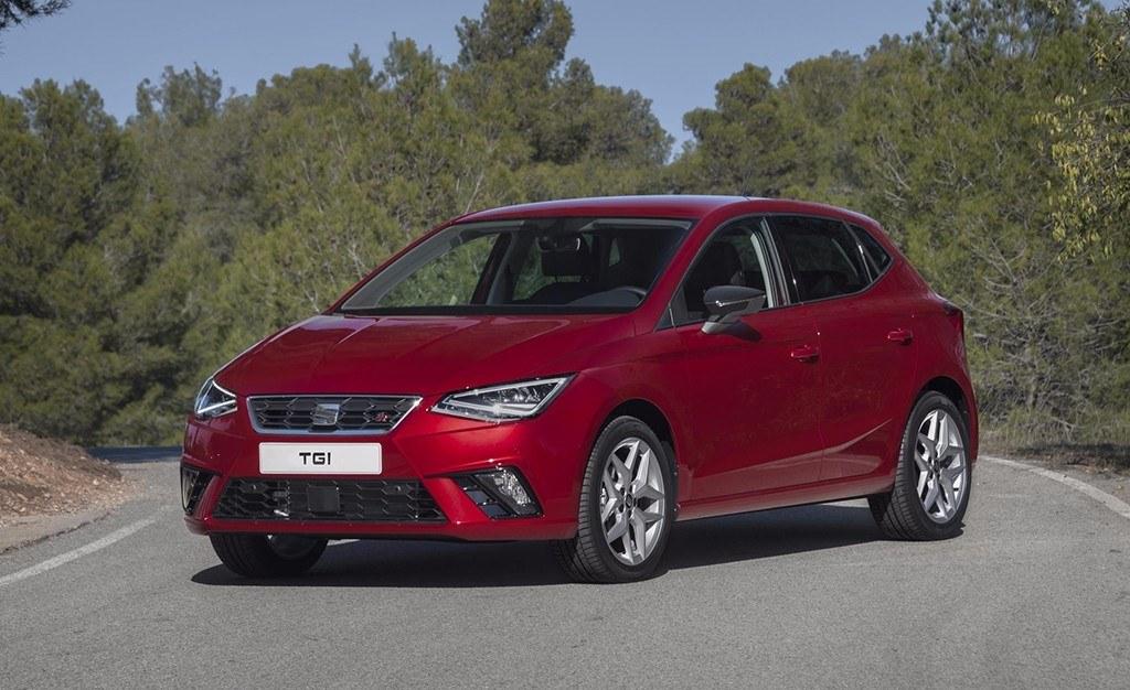 El nuevo SEAT Ibiza TGI capaz de usar GNC inicia su comercialización en España