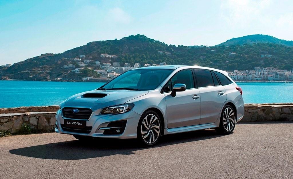 Subaru Levorg 2018: ya disponible en los concesionarios españoles