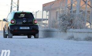 Prueba Smart Forfour Electric Drive: ¿Dónde demonios cargo? (I)