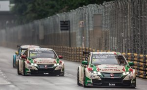 Siete pilotos salen de Macao con chances de ganar el WTCC