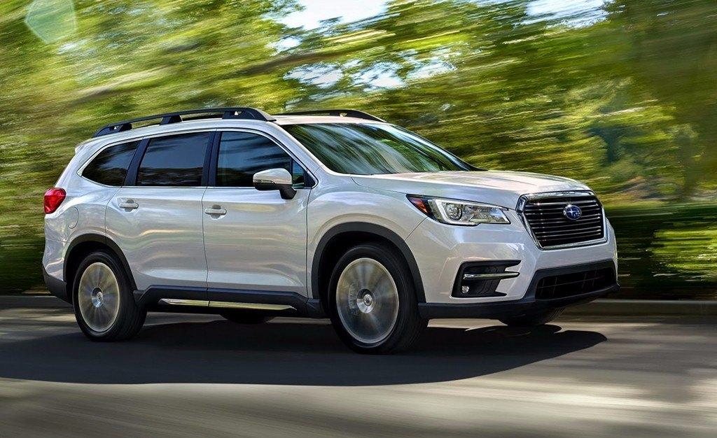 Subaru Ascent 2018: debuta el SUV más grande de la marca nipona