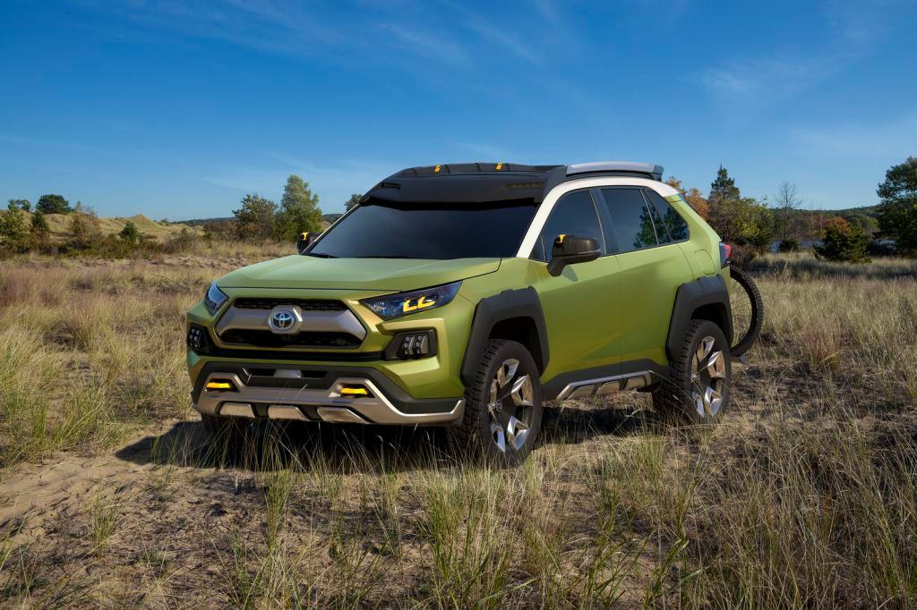 Toyota desvela el espectacular FT-AC concept en Los Ángeles 2017