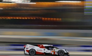 Toyota manda en los libres de las 6 Horas de Bahrein
