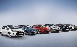 Nuevo récord de ventas de Toyota en España, que mejora sus resultados frente a 2016