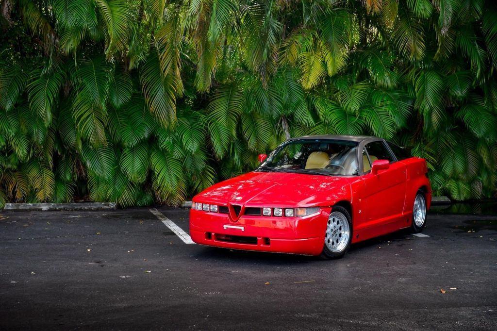 Alfa Romeo SZ: el último gran deportivo clásico de Alfa