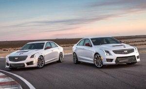 Nuevos Cadillac ATS-V y CTS-V edición limitada Championship Edition