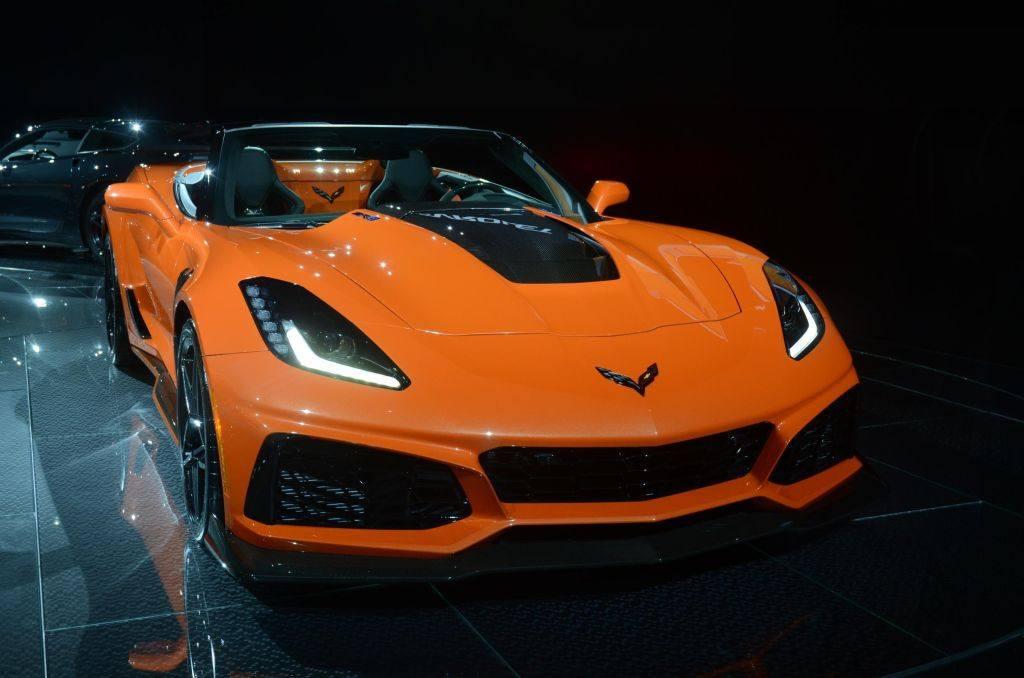 Las curiosidades del desarrollo del Chevrolet Corvette ZR1 2019