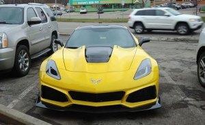 Así es el Chevrolet Corvette ZR1 2019 en su configuración base