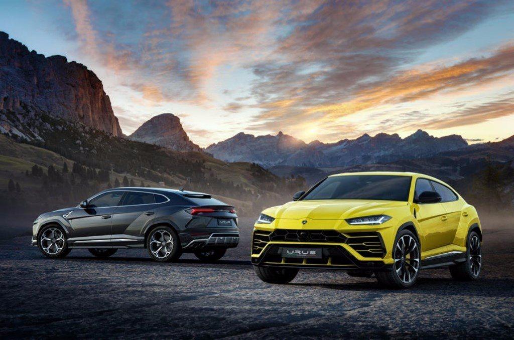 El nuevo Lamborghini Urus es una realidad que estará a la venta en 2018