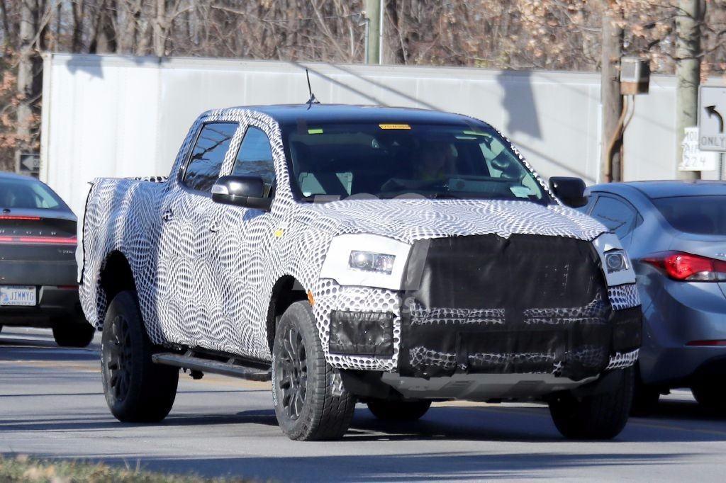 Ford avanza el desarrollo del nuevo Ranger FX4 antes de su debut en el Salón de Detroit