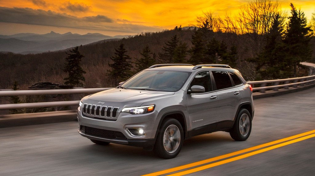 El nuevo Jeep Cherokee 2019 desvelado antes de Detroit 2018