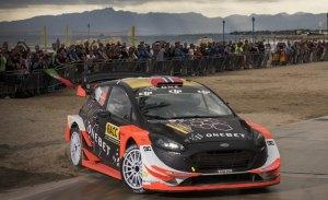Mads Ostberg descarta el Montecarlo y mira al WRC2