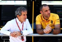 Prost y Abiteboul explican los puntos fuertes de Carlos Sainz