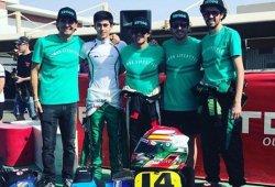 Alonso y su equipo, décimos en las 24 horas de Dubái